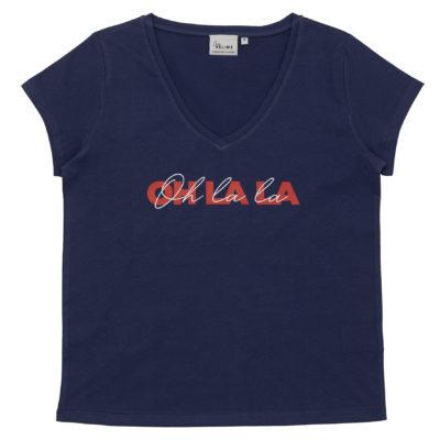 Tee-shirt OH LA LA Studio Kelimé
