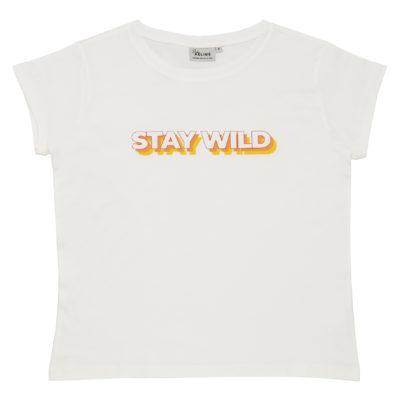 Tee-shirt STAY WILD Studio Kelimé