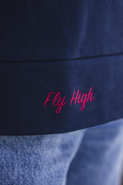 Hoodie Studio Kelimé Fly High
