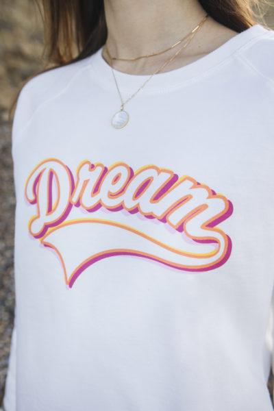 Sweat-shirt Dream Studio Kelimé
