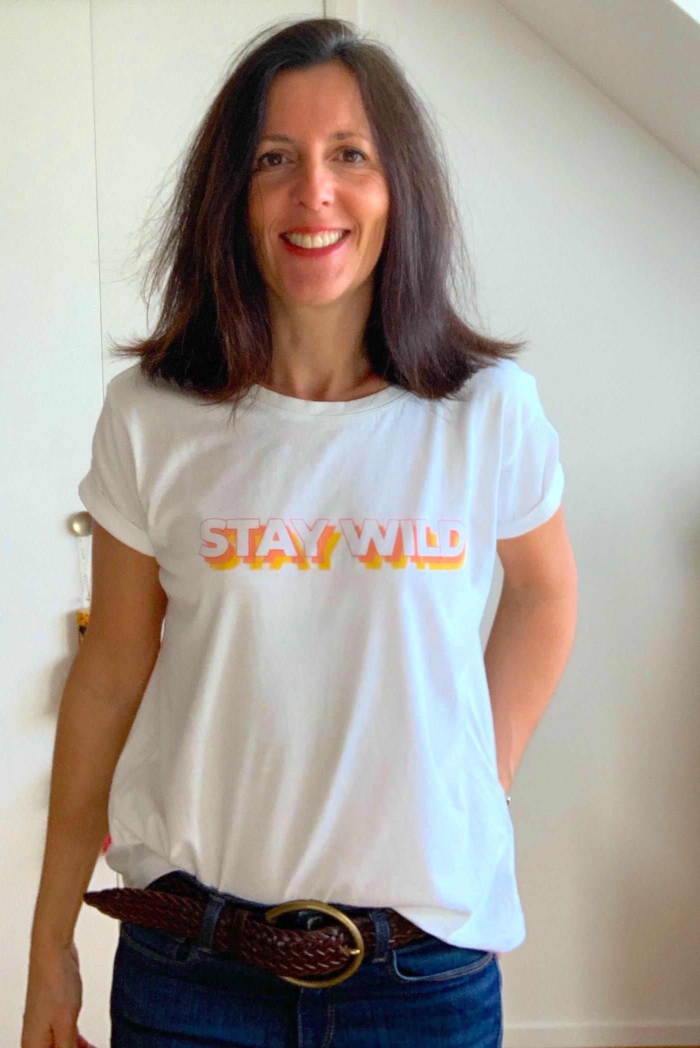 Eleonore La Fourmi Ele STAY WILD by Studio Kelime