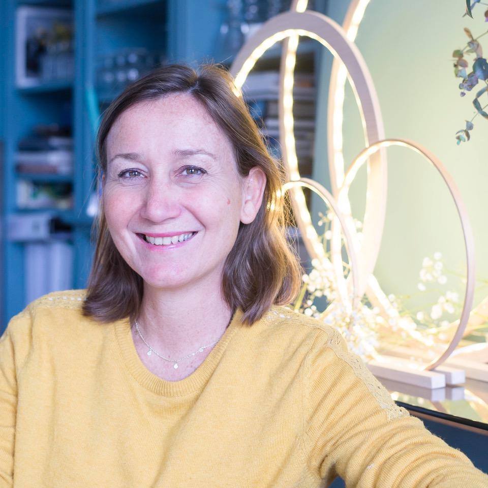 L'interview de Caroline Berton creatrice de Comme Un Rayon de Soleil par Studio Kelimé