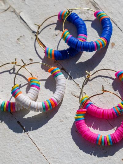 Boucles d'oreilles Studio Kelimé
