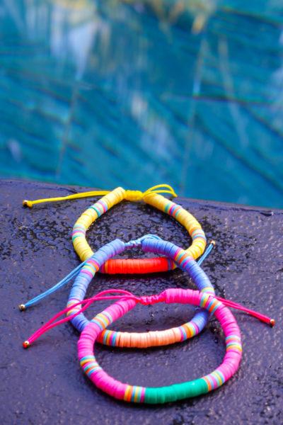 Bracelets STAY WILD 6 mm Studio Kelime